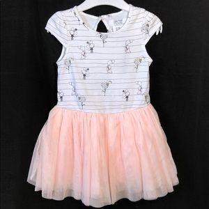 Nwt miss mona mouse 12-18 mos dress